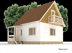 Проект дома К-29 - Строительство домов в Ленинградской области, Кингисеппском районе.
